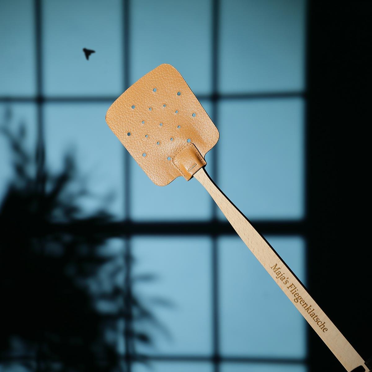 Mückenschläger 2 x Elektrische Fliegenklatsche rot Mückentöter Fly Swatter